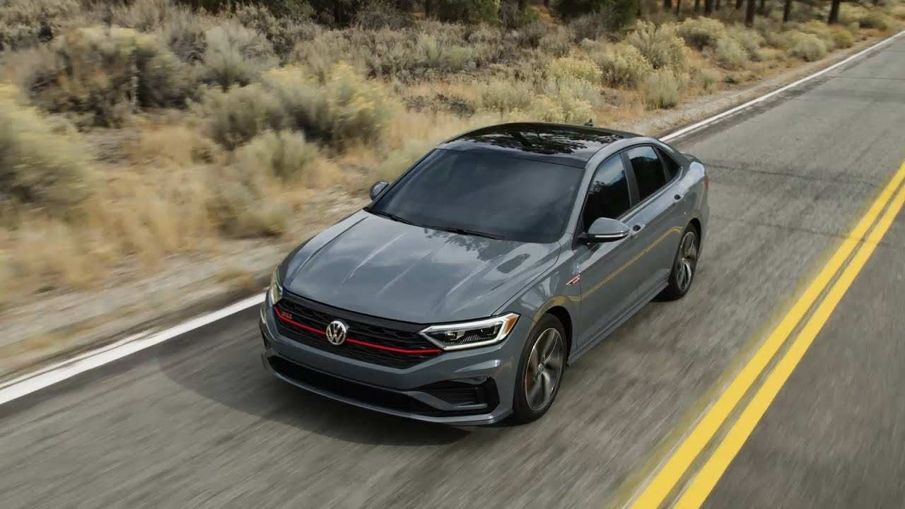 19 All New 2019 Vw Jetta Gli History
