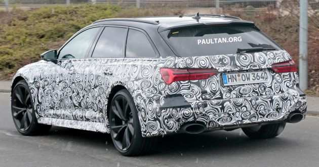 19 All New 2020 Audi Rs6 Wagon Specs And Review