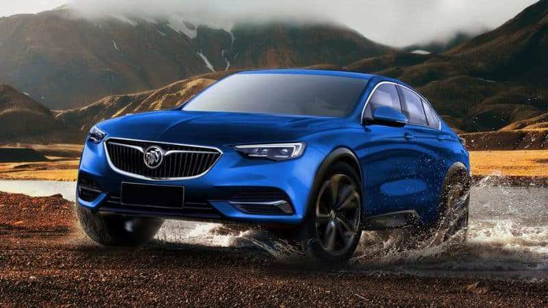 19 All New 2020 Buick Regal Wagon Concept
