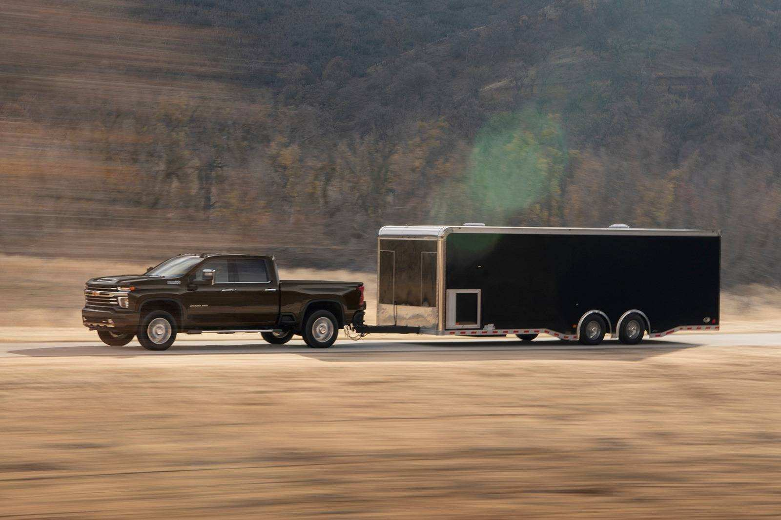 19 All New 2020 Chevrolet K2500 First Drive