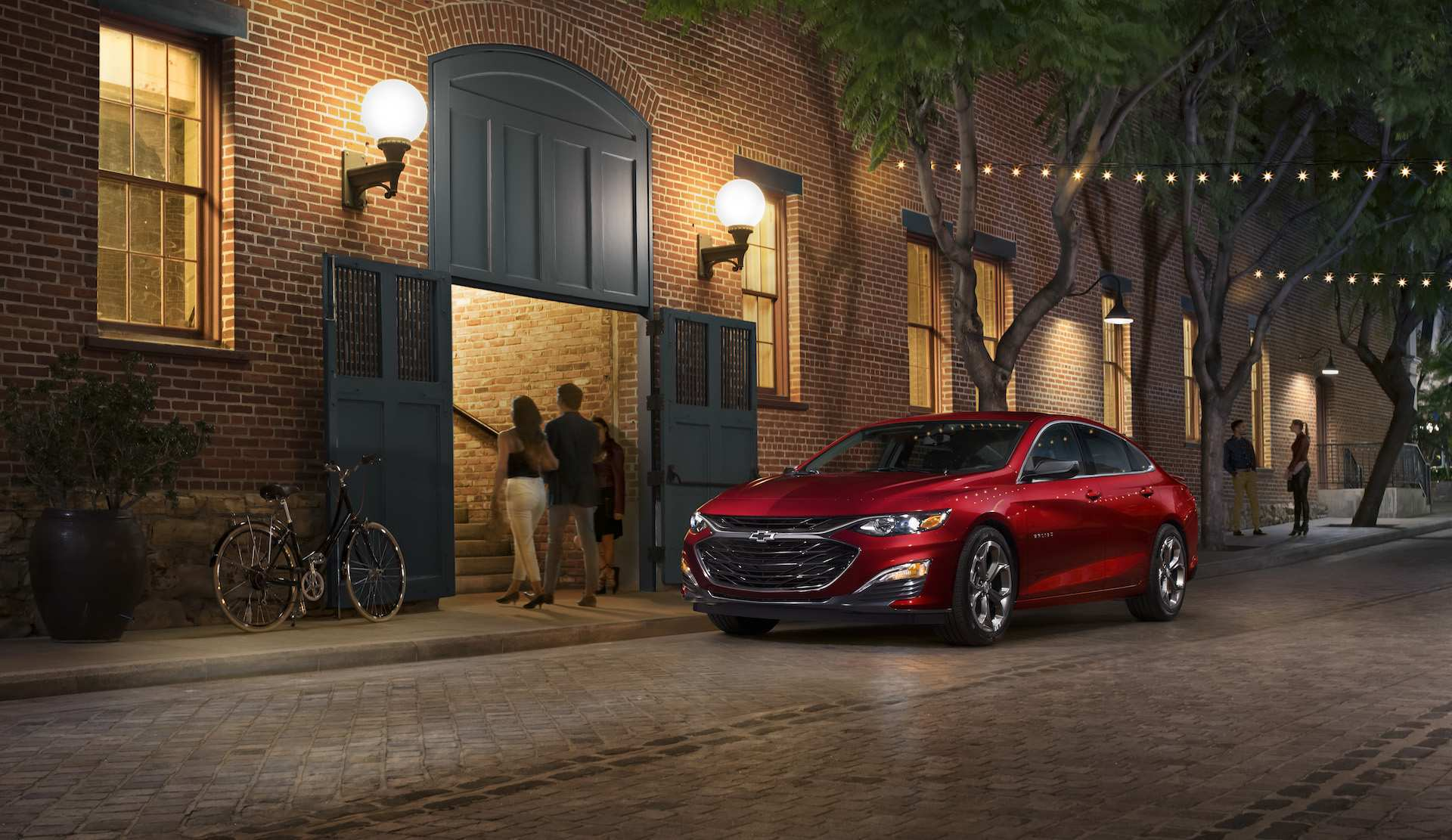 19 All New 2020 Chevy Malibu Wallpaper