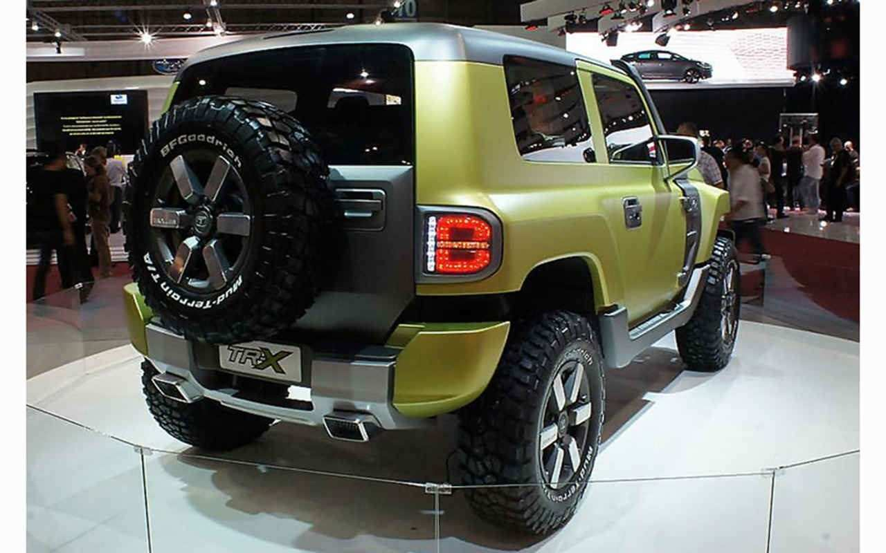 19 All New 2020 Fj Cruiser Concept And Review