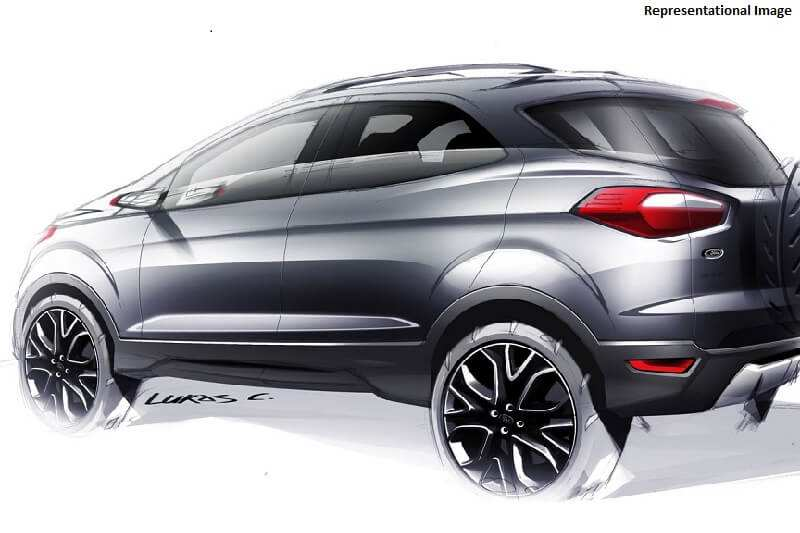 19 All New 2020 Ford Ecosport New Concept