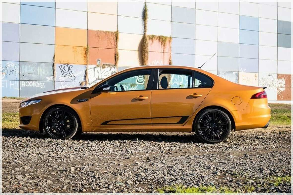 19 All New 2020 Ford Falcon Gt Review