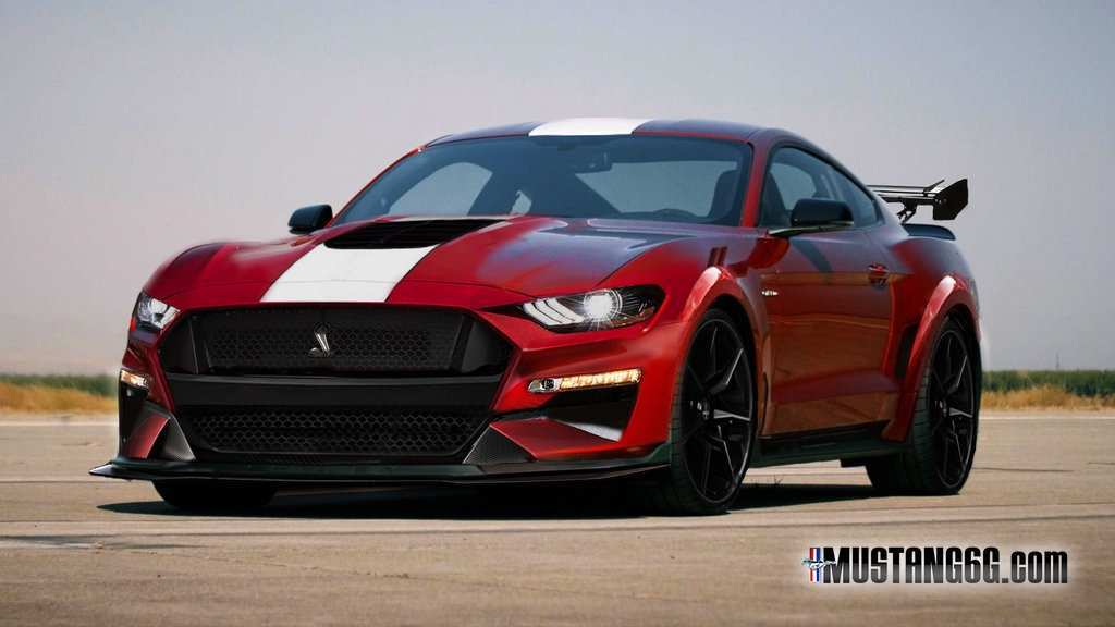 19 All New 2020 Ford Mustang Shelby Gt500 Performance And New Engine