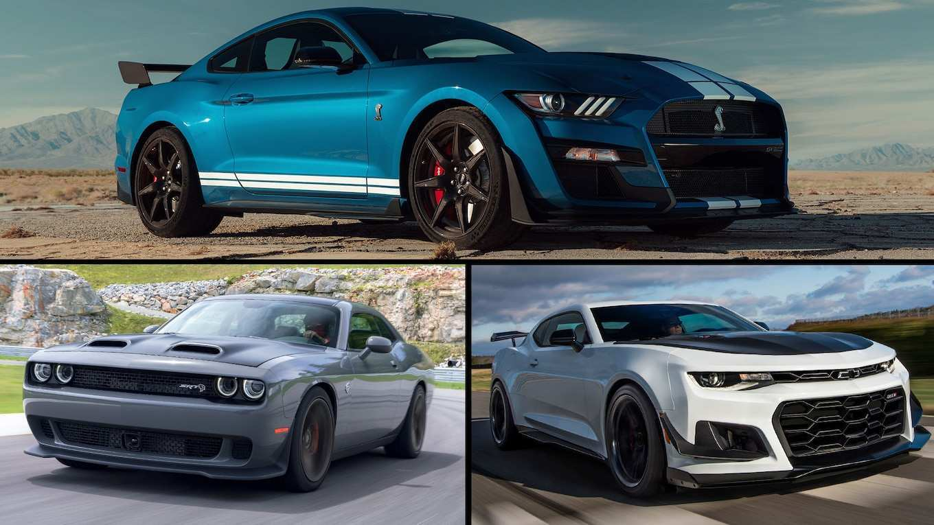 19 All New 2020 Ford Mustang Shelby Gt500 Picture