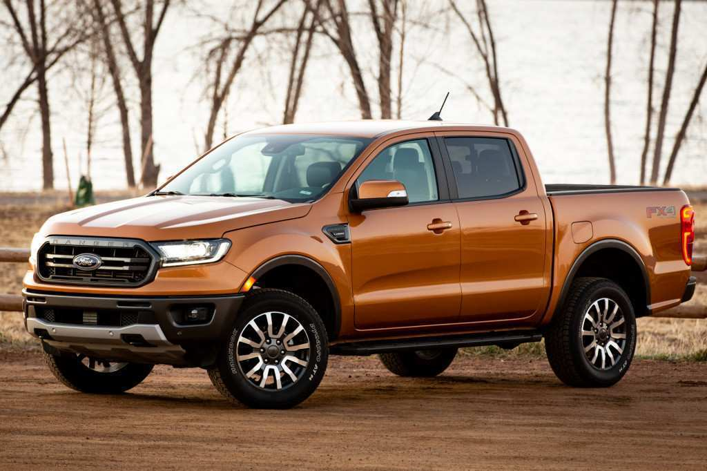 19 All New 2020 Ford Ranger Pricing