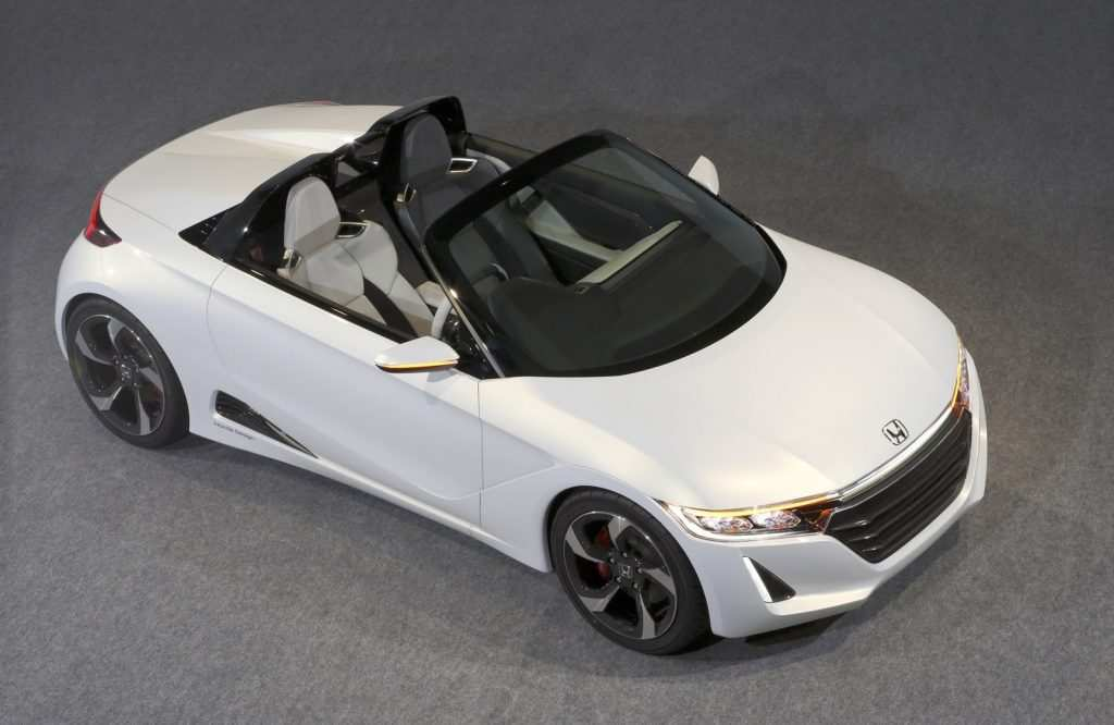 19 All New 2020 Honda S660 Model