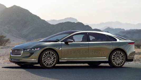 19 All New 2020 Jaguar XJ Photos