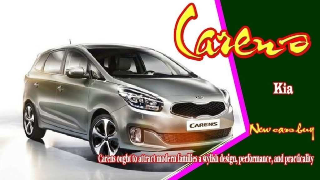 19 All New 2020 Kia Carens Egypt New Review