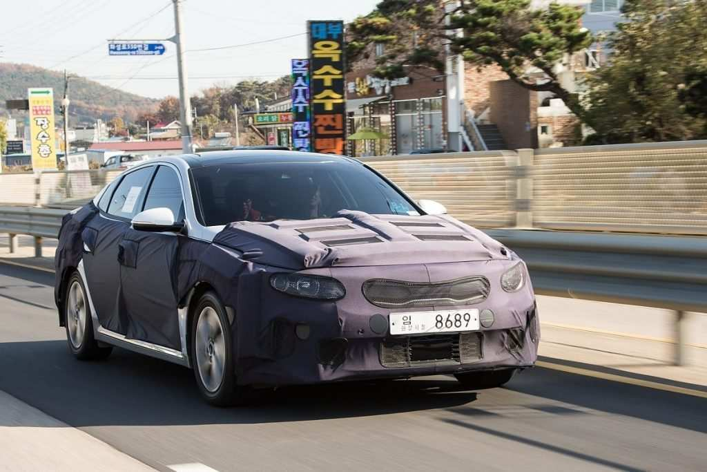 19 All New 2020 Kia OptimaConcept New Review