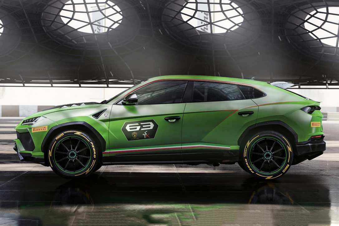 19 All New 2020 Lamborghini Urus Wallpaper