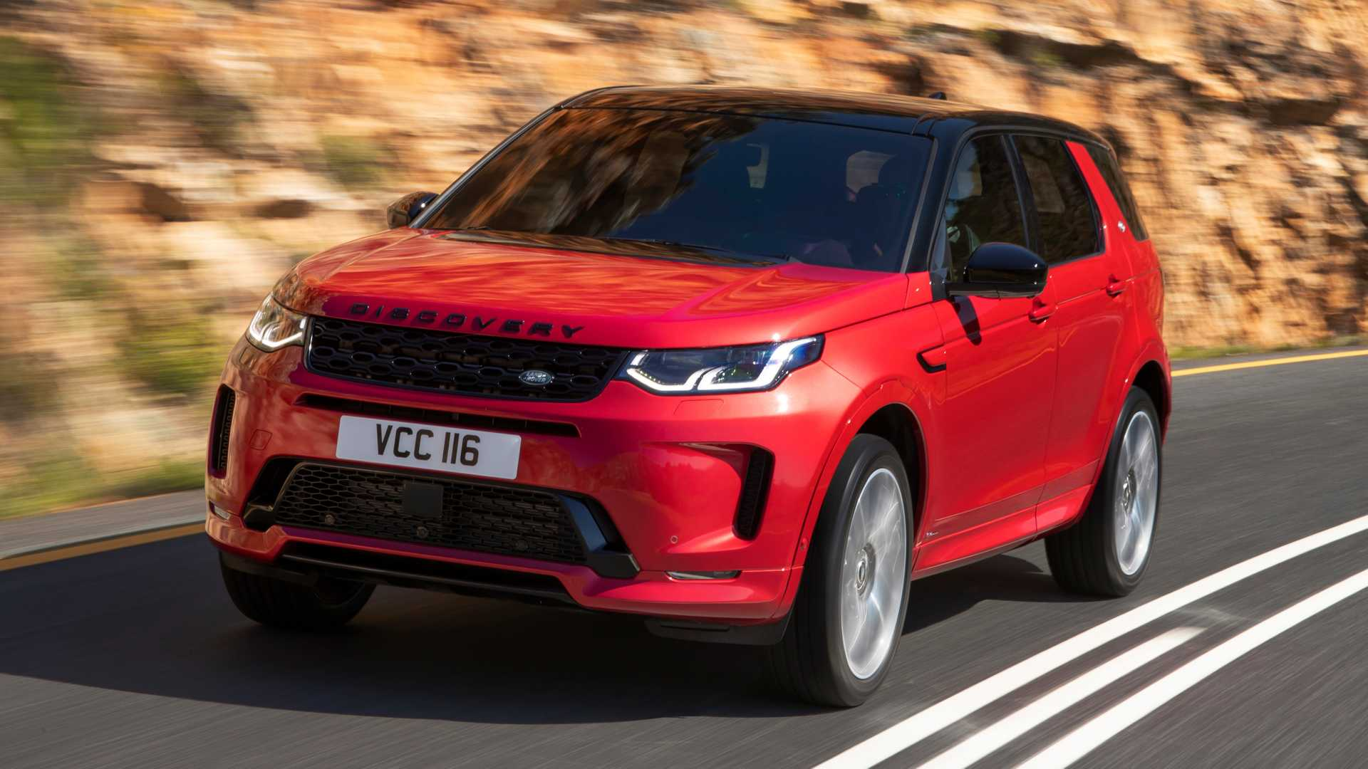19 All New 2020 Land Rover Discovery Sport Images