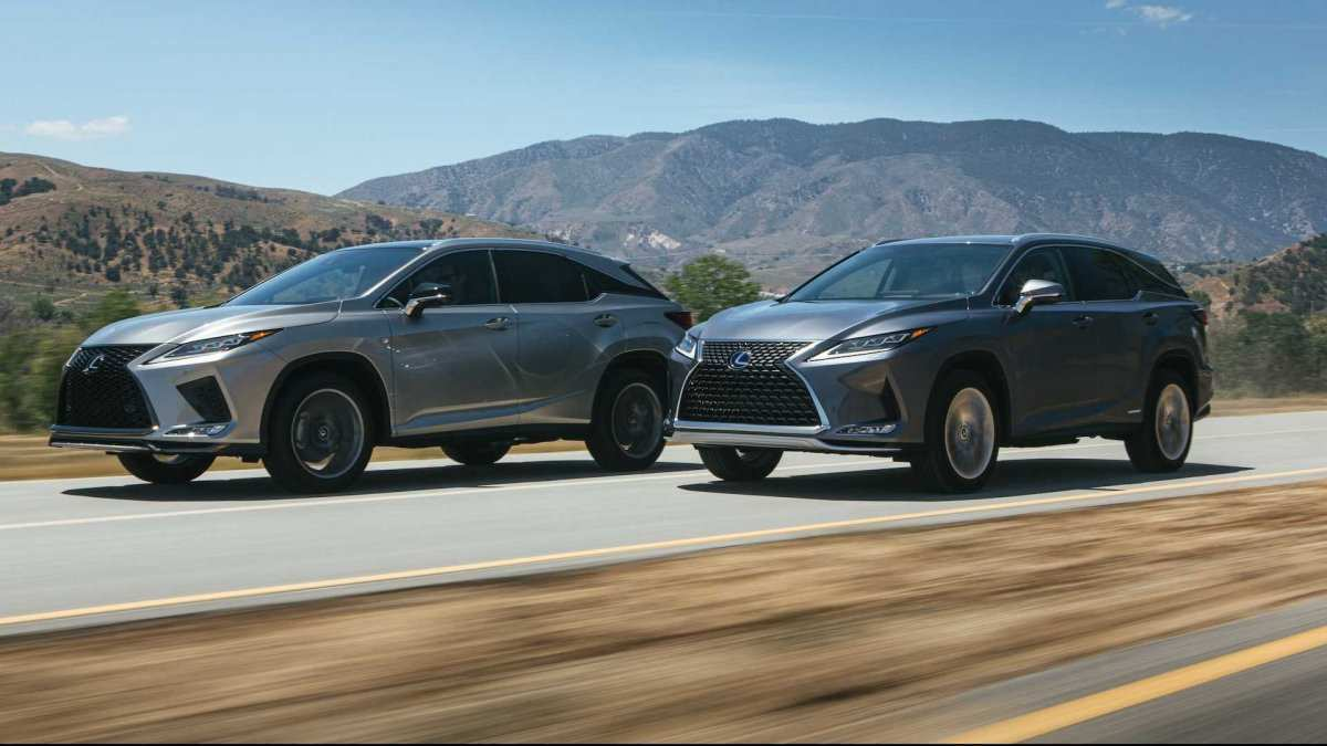 19 All New 2020 Lexus LSs Picture
