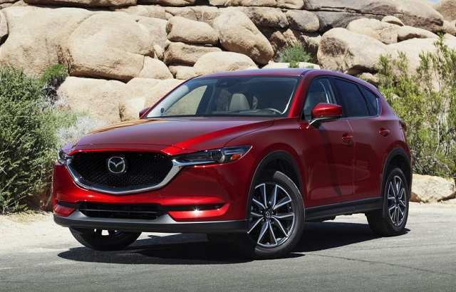 19 All New 2020 Mazda Cx 5 Wallpaper