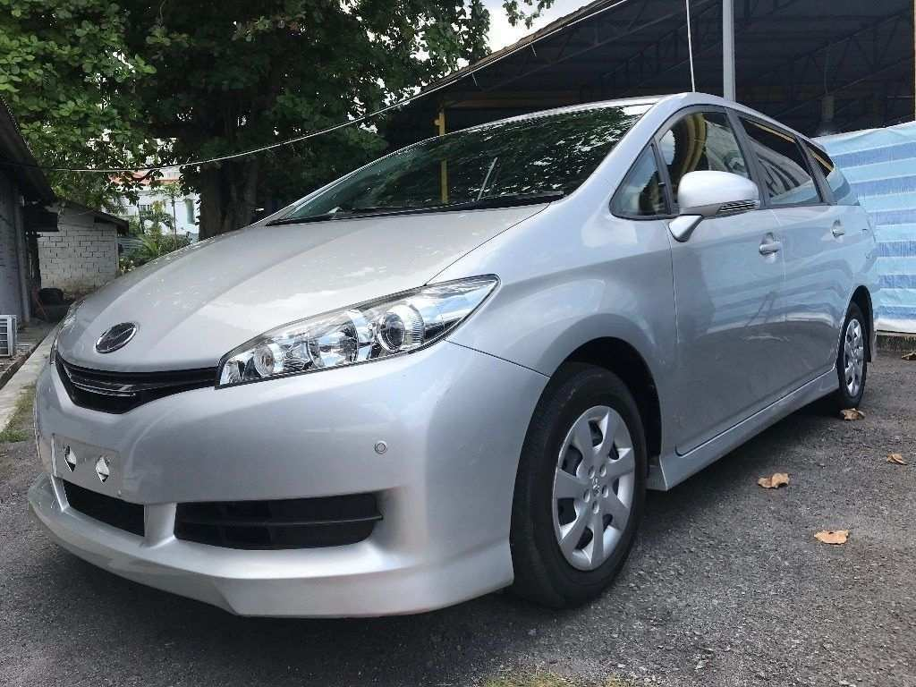 19 All New 2020 New Toyota Wish Specs