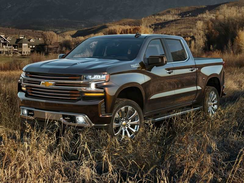 19 All New 2020 Silverado 1500 Wallpaper