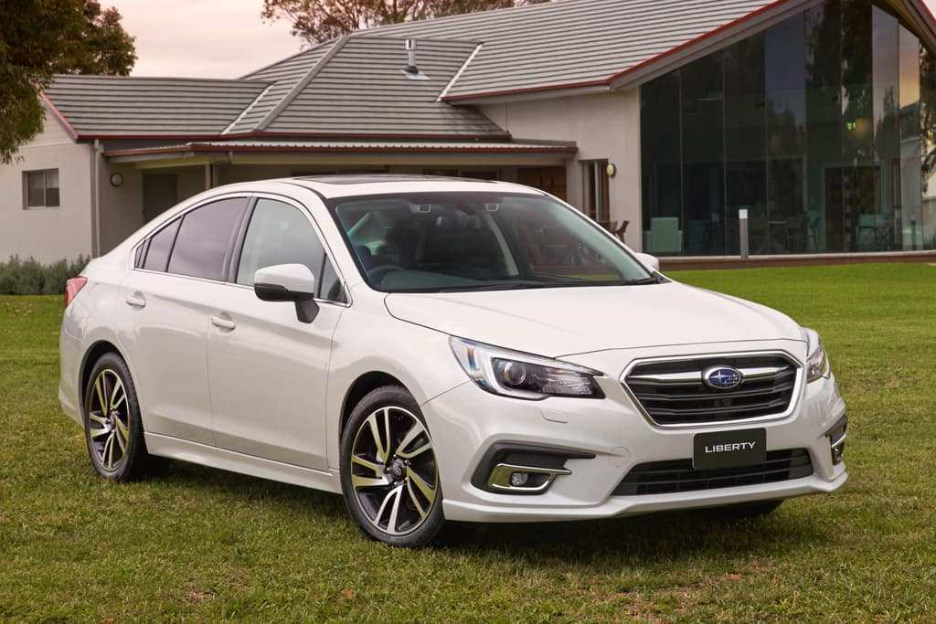 19 All New 2020 Subaru Liberty Exterior And Interior