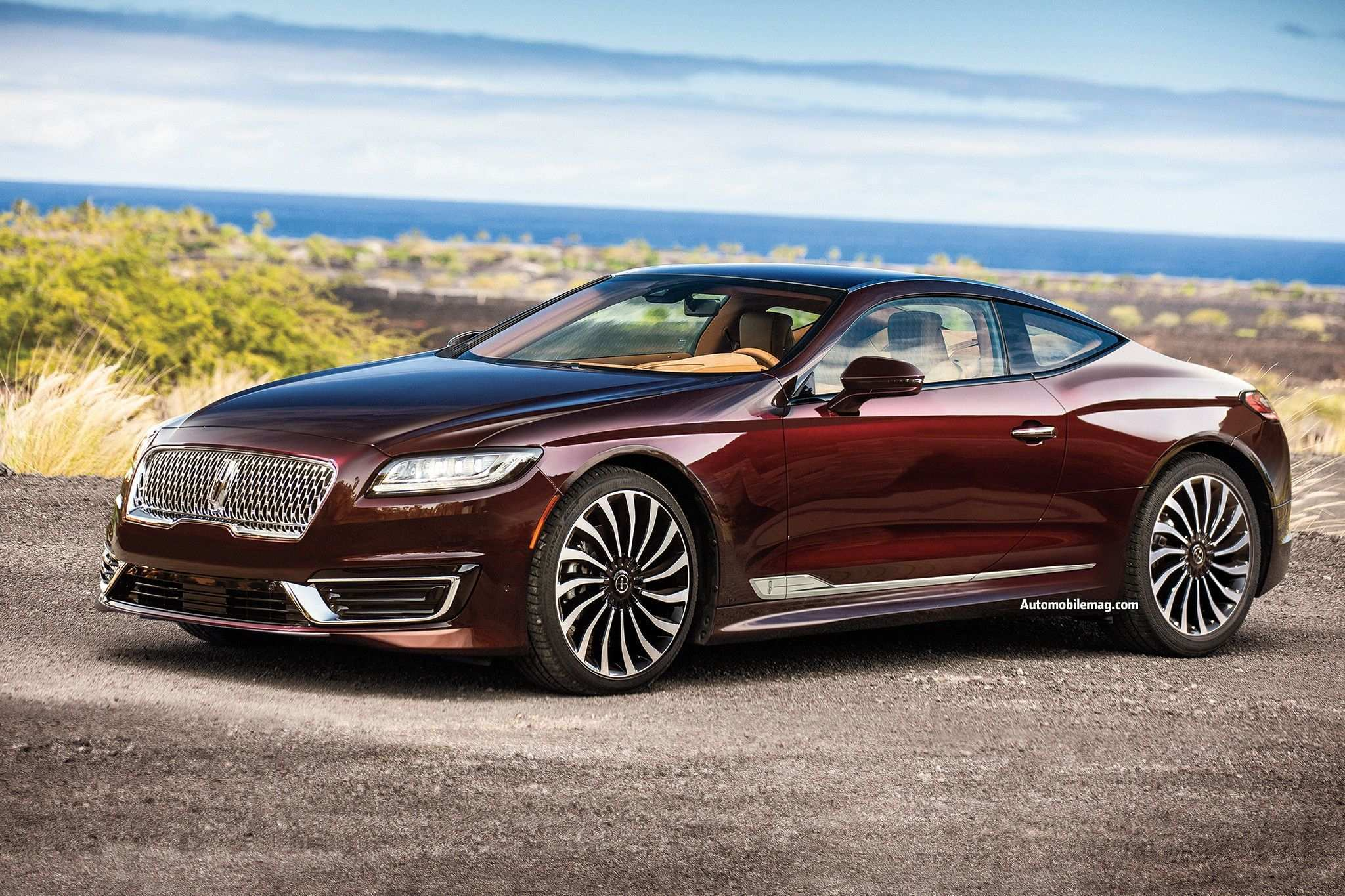 19 All New 2020 The Lincoln Continental Rumors