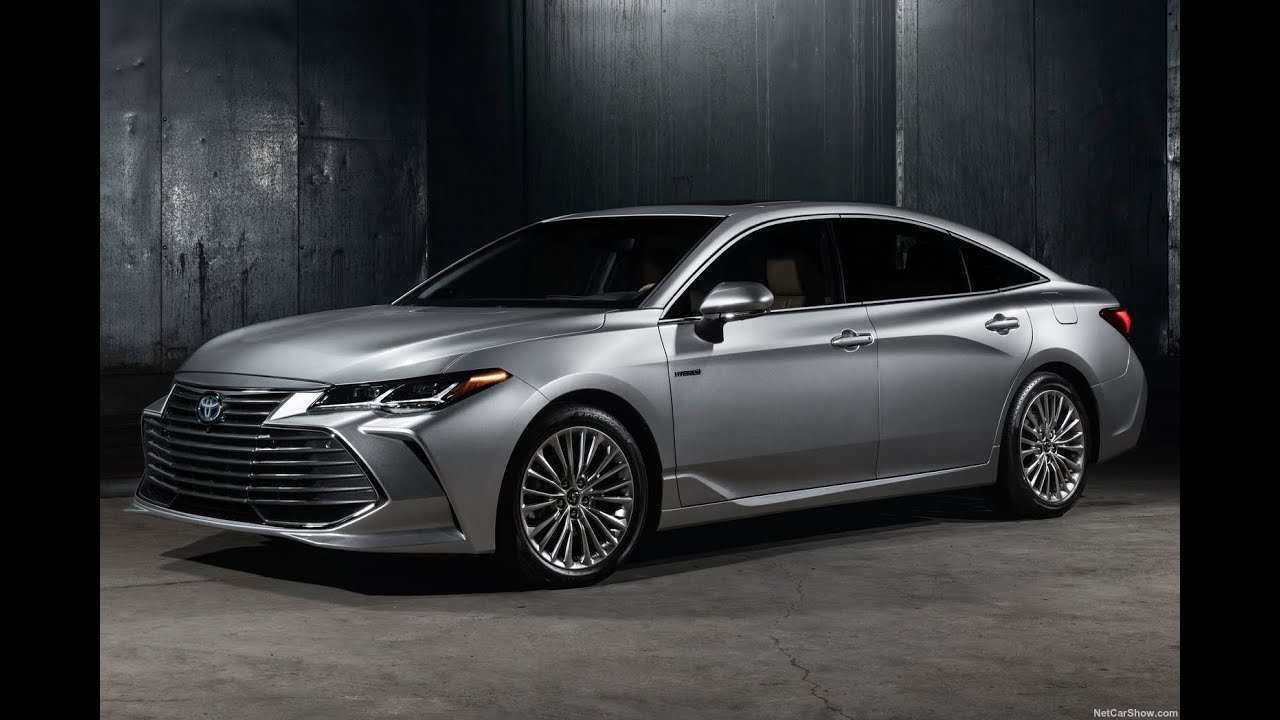 19 All New 2020 Toyota Avalon Release Date