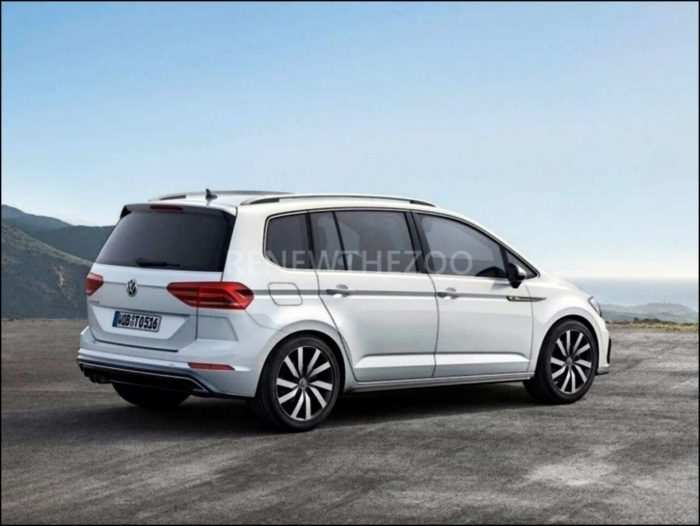 19 All New 2020 Volkswagen Sharan Release Date And Concept