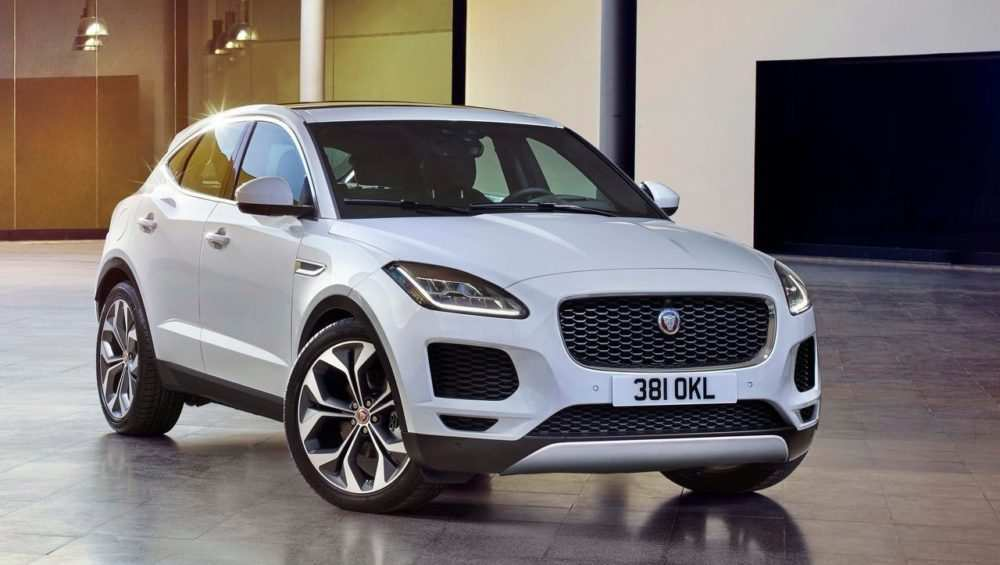 19 All New Jaguar E Pace Facelift 2020 Speed Test
