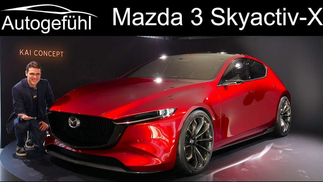 19 All New Mazda 3 2019 Lanzamiento Review And Release Date