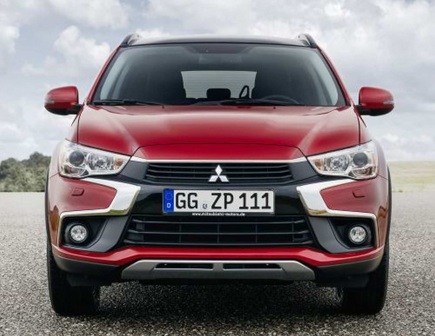 19 All New Mitsubishi Asx New Concept