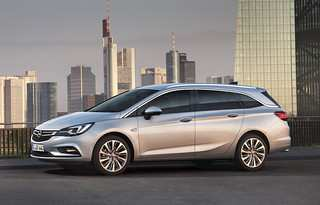 19 All New Opel Astra K Sports Tourer 2020 Performance