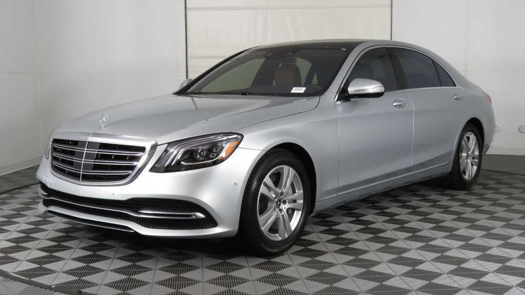 19 All New S450 Mercedes 2019 Redesign