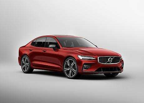 19 All New S60 Volvo 2019 History