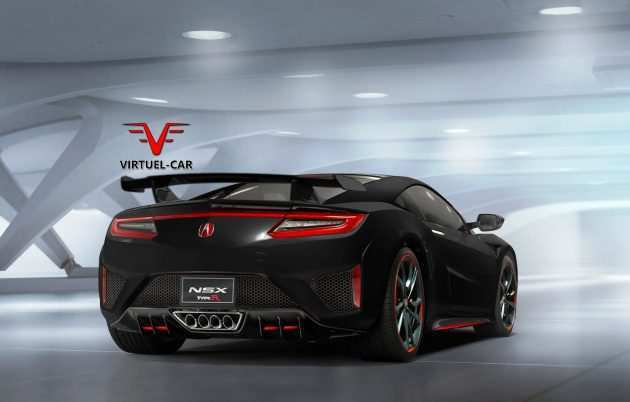 19 Best 2019 Acura Nsx Type R Redesign And Concept