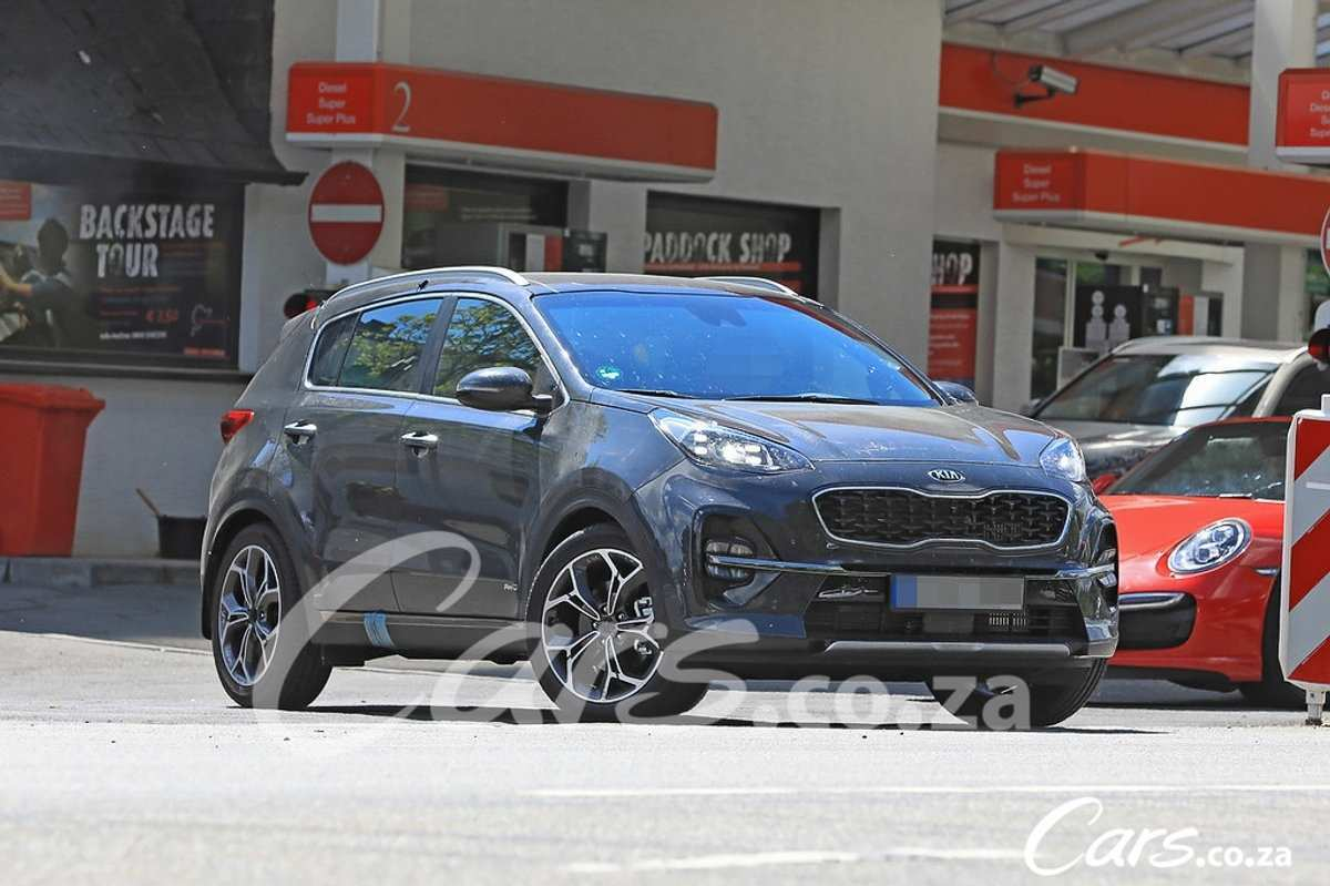 19 Best 2019 KIA SportageSpy Shots Ratings