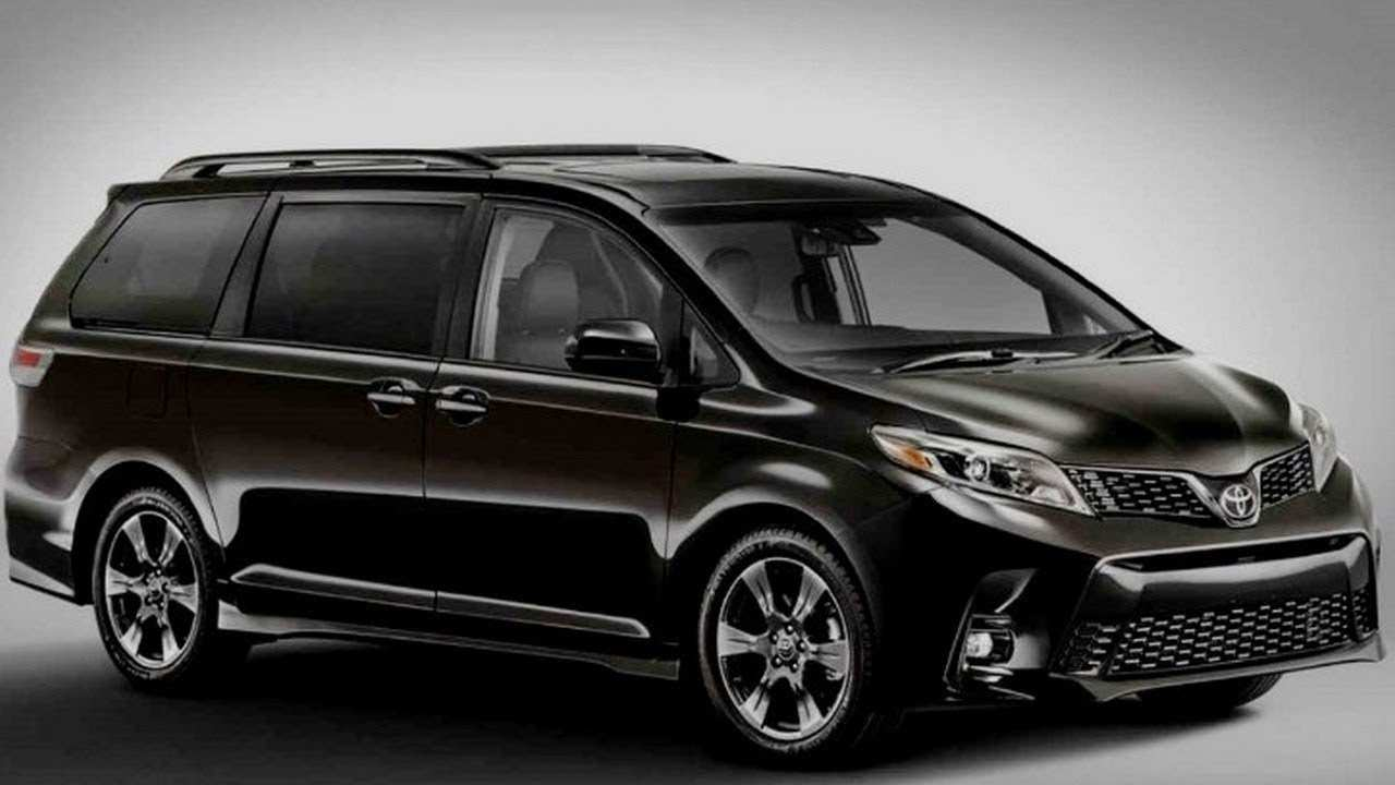 19 Best 2019 Toyota Sienna New Concept