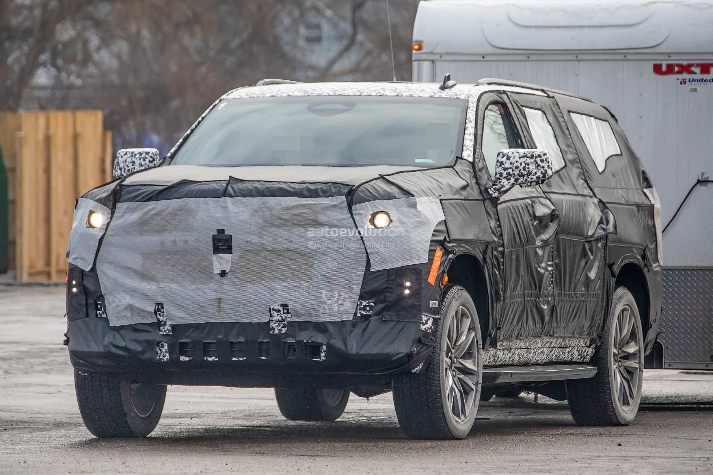 19 Best 2020 Cadillac Escalade Spy Photos Review