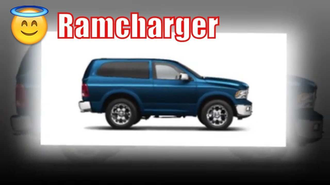 19 Best 2020 Ramcharger Exterior And Interior