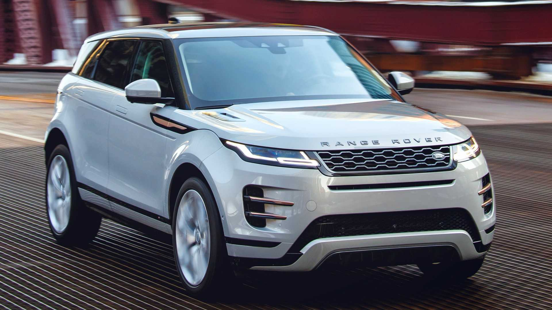 19 Best 2020 Range Rover Evoque Redesign And Review