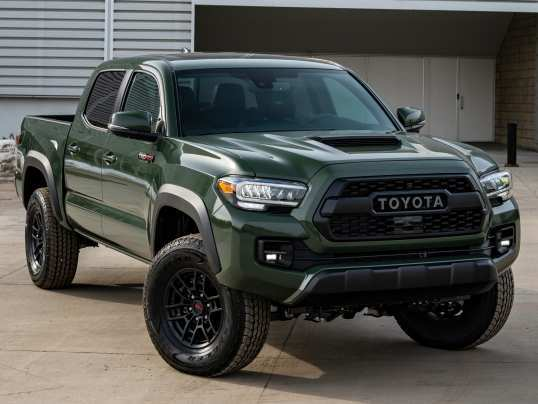 19 Best 2020 Toyota Tacoma Release Date and Concept