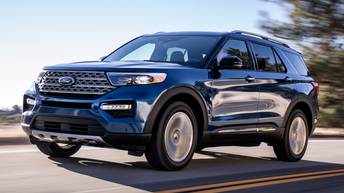 19 Best Ford Explorer 2020 Release Date Specs