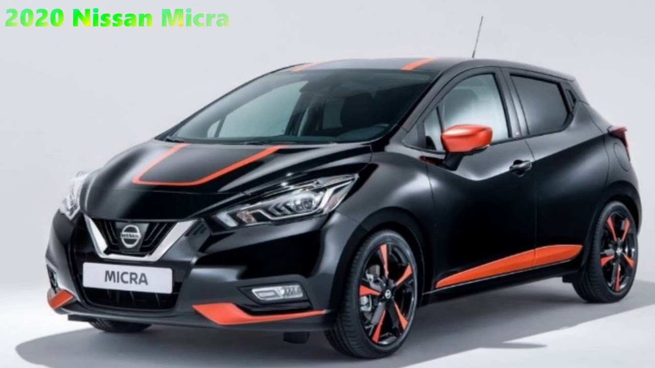 19 Best Nissan Micra 2020 Picture