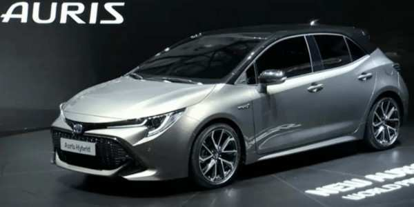 19 Best Toyota Auris 2020 Spy Shoot