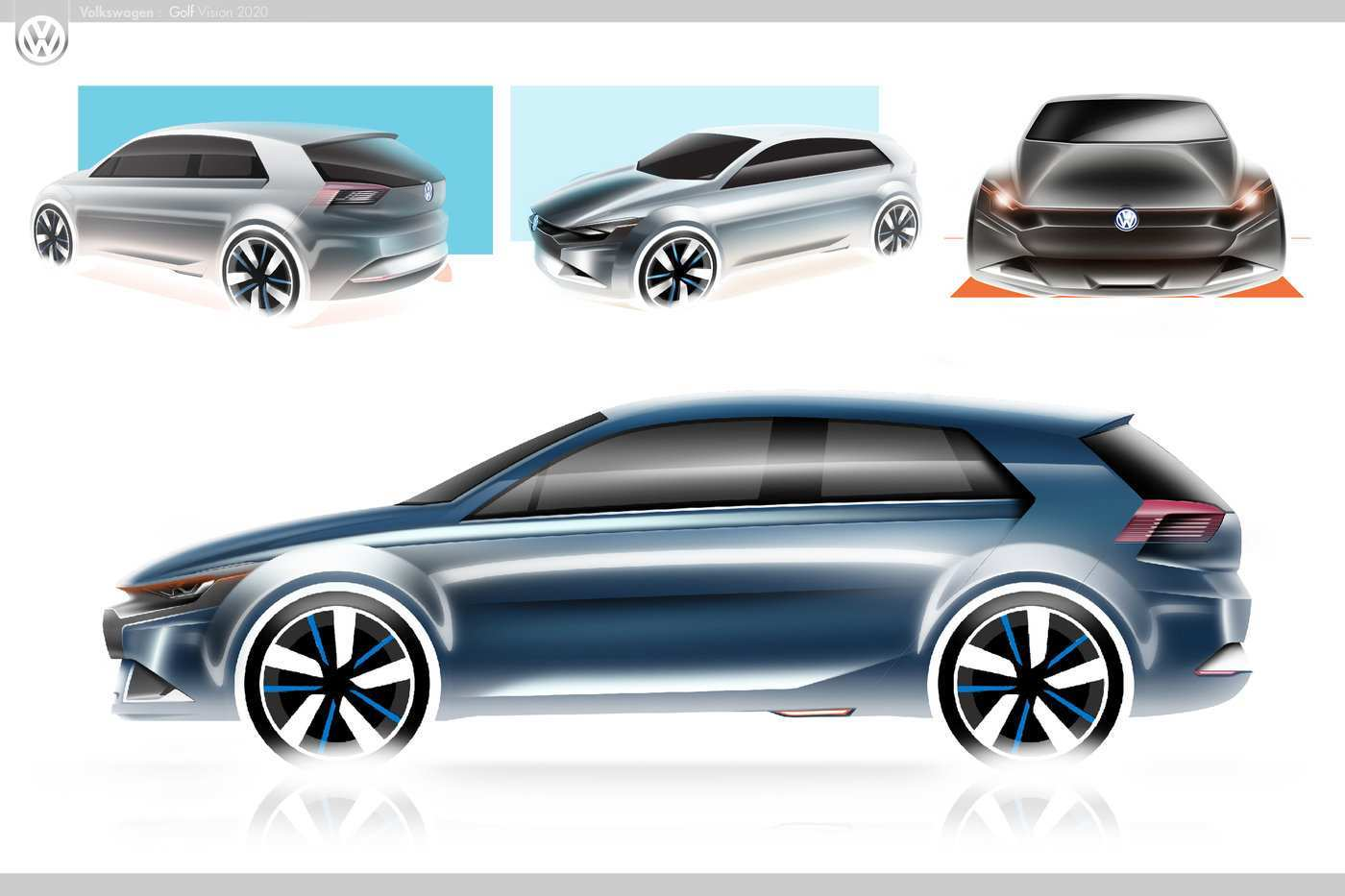 19 Best Volkswagen Vision 2020 Review And Release Date
