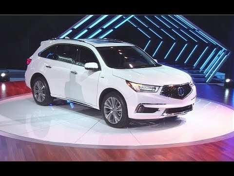 19 New 2019 Acura Mdx Rumors Concept