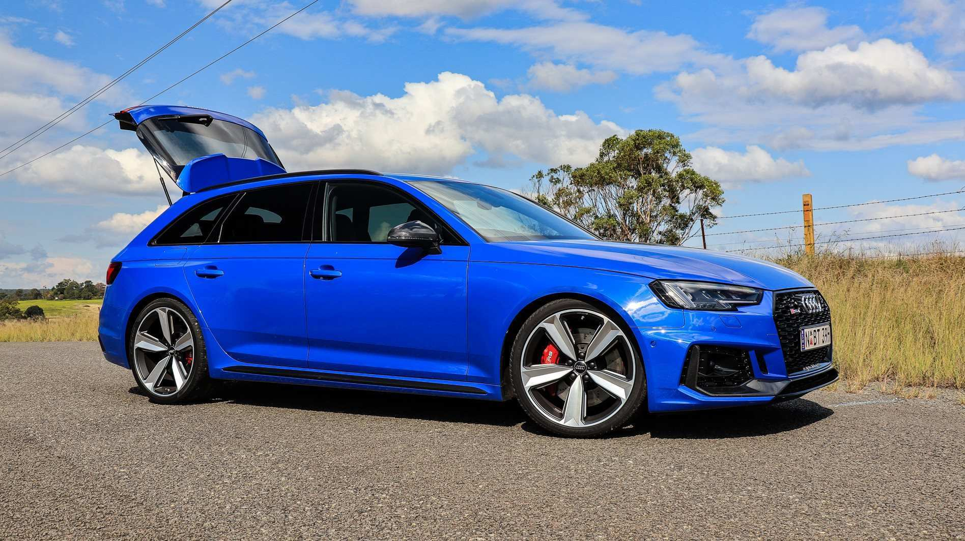 19 New 2019 Audi Rs4 Overview