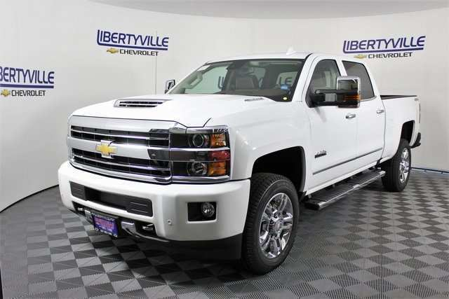 19 New 2019 Chevy Silverado Hd First Drive