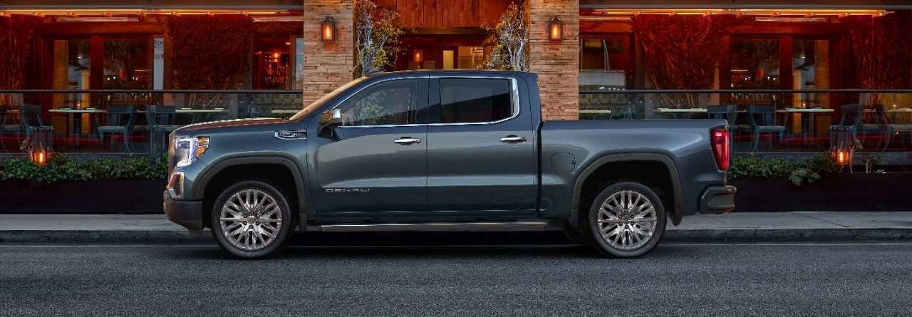 19 New 2019 Gmc Sierra Denali 1500 Hd Concept