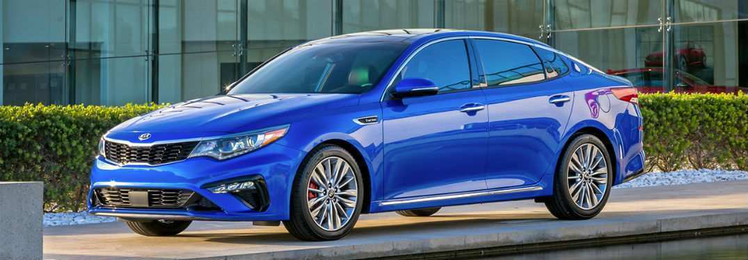 19 New 2019 Kia Optima Specs