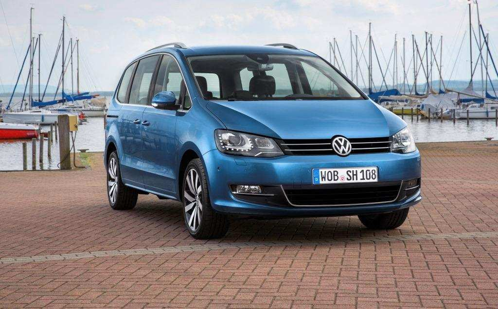 19 New 2019 Volkswagen Sharan New Review