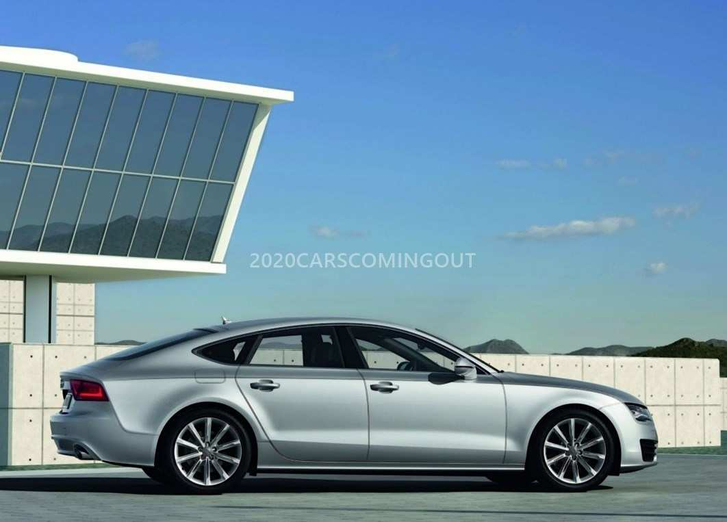 19 New 2020 All Audi A7 Release
