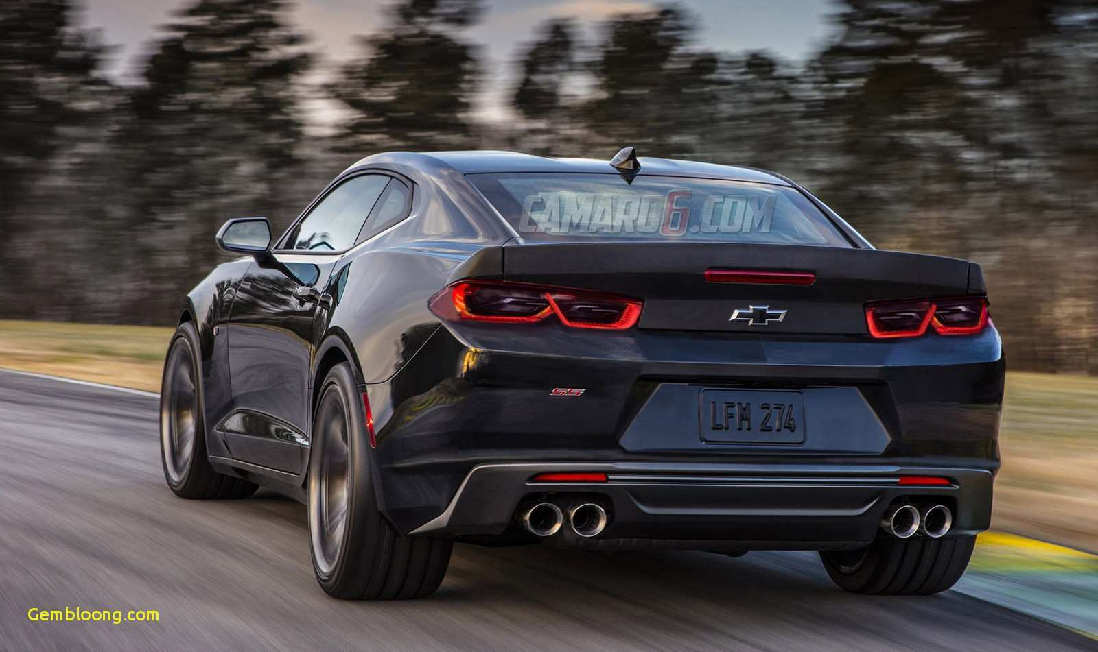 19 New 2020 Chevy Camaro Model